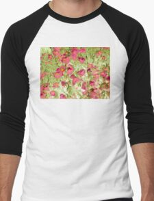 soft blossoms Men's Baseball ¾ T-Shirt