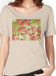 soft blossoms Women's Relaxed Fit T-Shirt