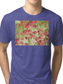 soft blossoms Tri-blend T-Shirt