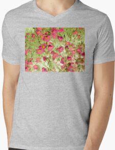 soft blossoms Mens V-Neck T-Shirt
