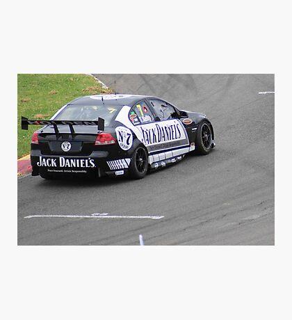 JD Racing Car Photographic Print