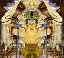 agonia giallo by Heather King