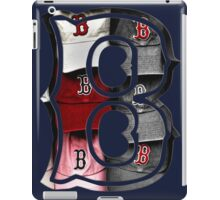 Boston Red Sox Letter B Logo iPad Case/Skin