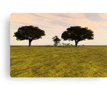 Tranquil Meadow Canvas Print