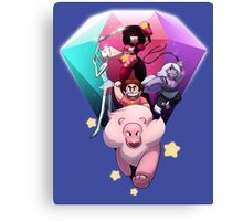 Here to Save the Day! Canvas Print
