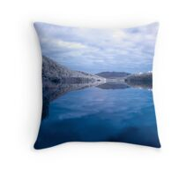 Reflections of Tullah Throw Pillow