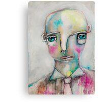 """Monday"" Canvas Print"