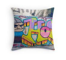 SYDNEY GRAFFITI 2 Throw Pillow