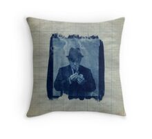 Lucky Strike #13 Throw Pillow