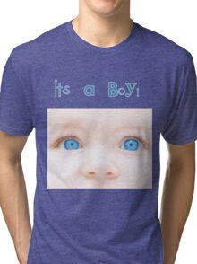 It's a Boy! T-Shirt Tri-blend T-Shirt