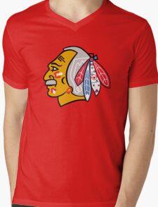 Coach Q Mens V-Neck T-Shirt