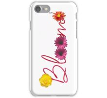 Bloom Tall iPhone Case/Skin