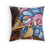 SYDNEY GRAFFITI 4 Throw Pillow