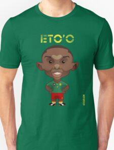Eto'o Cameroon T-Shirt