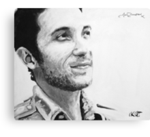 "Jon Richardson ""Love To Your Mothers"" print. Canvas Print"