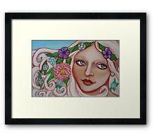 Spirit of the East Wind Framed Print