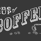 one cup of coffee by asyrum