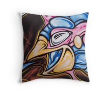 SYDNEY GRAFFITI 5 Throw Pillow