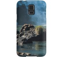 Base of the Falls Samsung Galaxy Case/Skin
