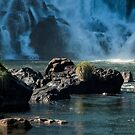 Base of the Falls by photograham