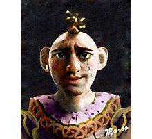 Bobbo Weeps Photographic Print