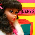 Barbie Shops On Carnaby Street by Vanessa Barklay
