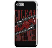 Gilead Gunslingers iPhone Case/Skin
