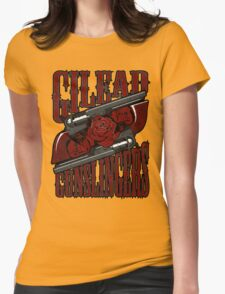 Gilead Gunslingers Womens Fitted T-Shirt
