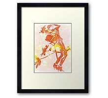 Falling For Fall Framed Print