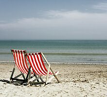Deck chairs by bethadin