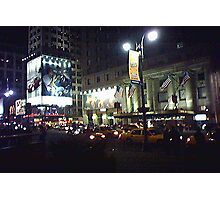 new york city. Photographic Print