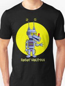 Robot Wolfman T-Shirt