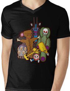 Twistid Toys Mens V-Neck T-Shirt
