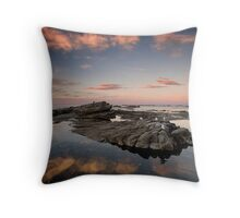 Time stands still for another day Throw Pillow