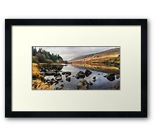 Stay With Me Forever Framed Print