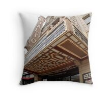Rialto Theatre Throw Pillow