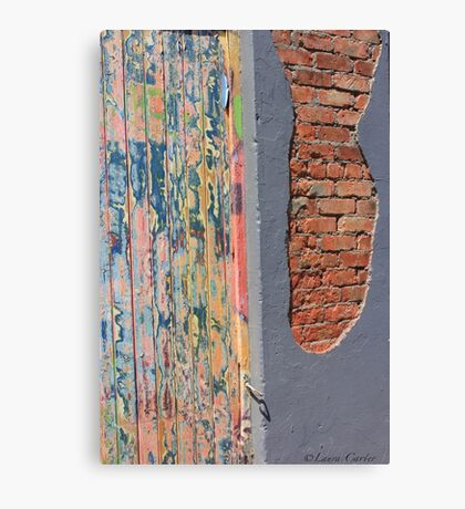 Layer Canvas Print