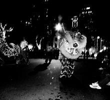 Chinese New Year by Alejandro Martinez