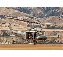 RNZAF Rescue Helicopter Photographic Print