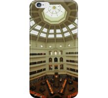 State Library of Victoria iPhone Case/Skin