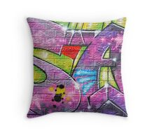 SYDNEY GRAFFITI 13 Throw Pillow