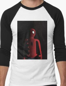 Last Stand Spider-Man Men's Baseball ¾ T-Shirt