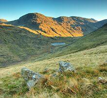 Styhead Tarn by Rich Gale