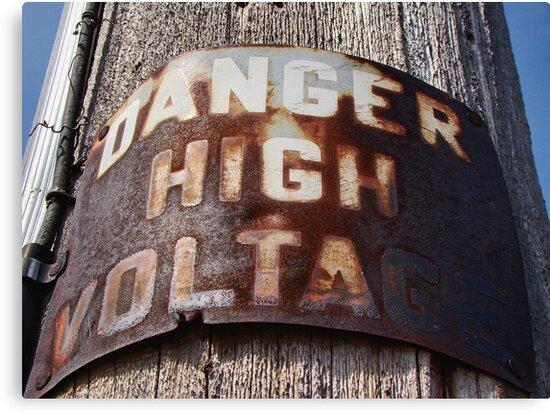 High Voltage II by EbelArt