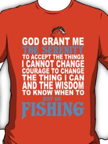 Funny Fishing - TShirts & Hoodies T-Shirt