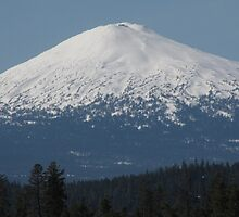 Mount Bachelor by Joe Powell