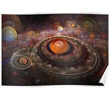'Misty Multiverse' Poster