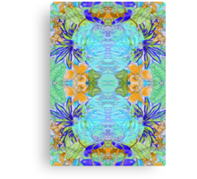 Orchid Jungle Ed. 3 Canvas Print