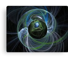Tribute to the Earth Day Canvas Print