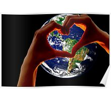 Love our Earth Poster
